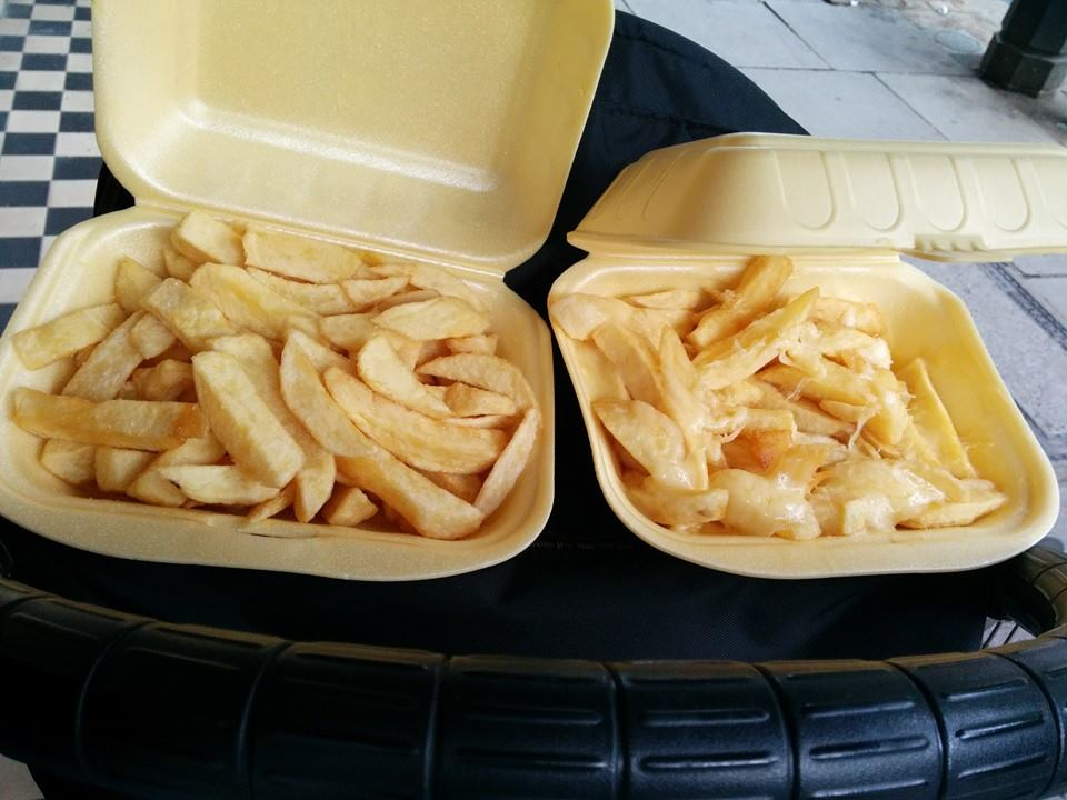 Chips and Cheese!